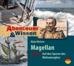 Nielsen, Maja Magellan