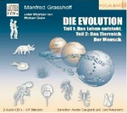 Grasshoff, Manfred Die Evolution 1 & 2