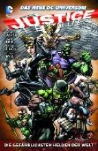 Johns, Geoff Justice League 04: Die gefährlichsten Helden der Welt