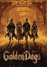 Griffo Golden Dogs - Die Meisterdiebe von London Bd. 1: Fanny