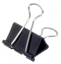 , Papierklem MAUL 215 Foldback 32mm capaciteit 13mm zwart