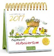 Gaymanns Huhniversum 2017 Postkartenkalender