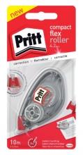 , Correctieroller Pritt 4.2mmx10m compact flex op blister