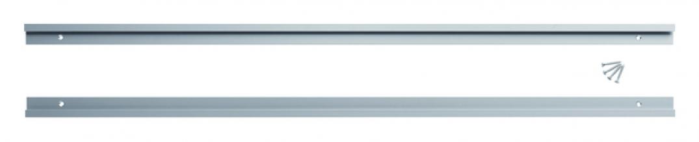, Planbord wandgeleider A5545-124 756mm