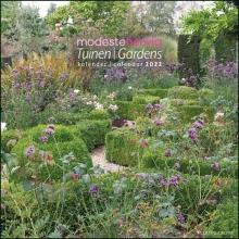 , Tuinen - Gardens, Modeste Herwig maandkalender 2022