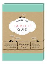 Elma van Vliet , Familie Quiz