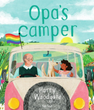 Harry Woodgate , Opa's camper