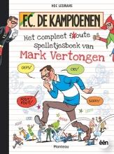 Annemie  Bosmans Het complete foute spelletjesboek van Mark Vertongen