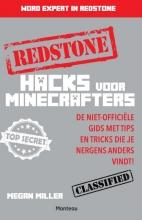 Megan  Miller Minecraft Hacks voor minecrafters Redstone