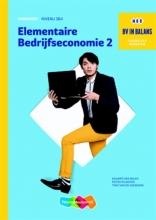 Theo van de Veerdonk Edward van Balen  Pieter Mijnster, Elementaire bedrijfseconomie niveau 3 en 4 Werkboek dl. 2