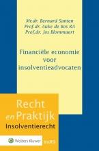 Bernard  Santen, Auke de Boer, Jos  Blommaert Financiële economie voor insolventieadvocaten