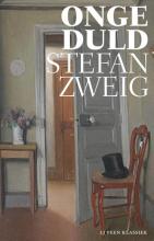 Stefan Zweig , Ongeduld