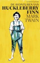 Mark Twain , De avonturen van Huckleberry Finn