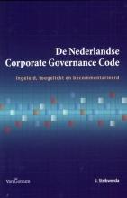 J. Strikwerda , De Nederlandse corporate governance code