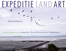 Sandra  Smallenburg Expeditie land art