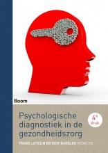Dick Barelds Frans Luteijn, Psychologische diagnostiek in de gezondheidszorg