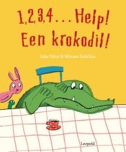 Inka Pabst , 1, 2, 3, 4... Help, een krokodil!
