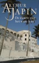 Arthur  Japin De zwarte met het witte hart (grote letter) - POD editie