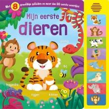 , Geluidenboek Mijn eerste dieren
