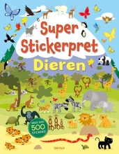 , Super Stickerpret - Dieren
