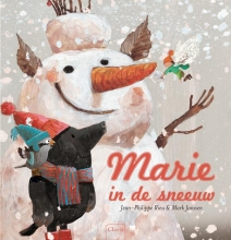 Jean-Philippe  Rieu Marie in de sneeuw (+DVD)