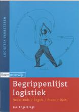 N. Kruijer J. Engelbregt, Begrippenlijst logistiek