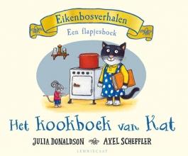 Julia Donaldson , Het kookboek van kat