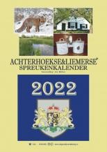 , Achterhoekse & Liemerse spreukenkalender 2022