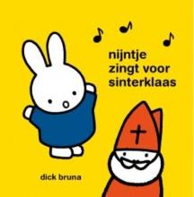 Dick  Bruna Nijntje zingt voor sinterklaas