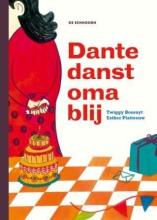Twiggy  Bossuyt Dante danst oma blij