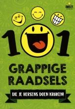Smiley , 101 Grappige raadsels die je hersens doen kraken