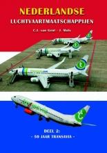 J. Mols Cor van Gent, Nederlandse Luchtvaartmaatschappijen 50 jaar Transavia