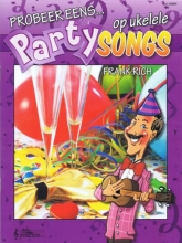 Frank Rich , Probeer eens Partysongs op Ukelele