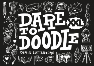 Karin Luttenberg , Dare to doodle XXL