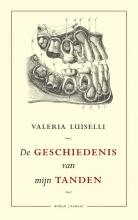 Valeria  Luiselli De geschiedenis van mijn tanden