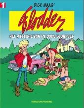 Dick  Maas Flodder, het Mysterie van de Dode Blondjes