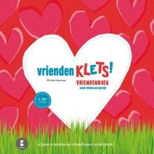 Michal  Janssen Vriendenklets! Rode Cover