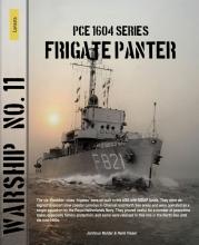 Henk Visser Jantinus Mulder, PCE 1604 series, frigate Panter