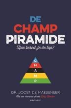 Joost De Maeseneer De CHAMP piramide