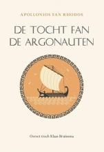 Apollonius fan Rhodos , De tocht fan de Argonauten