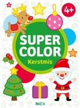 , Super color Kerstmis