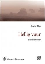 Lupko  Ellen Hellig vuur - grote letter uitgave