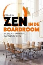 Sake Algra , Zen in de boardroom