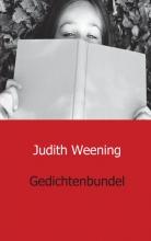 Judith  Weening Gedichtenbundel