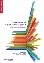 , Criminaliteit en rechtshandhaving 2013
