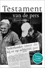 Klaas Salverda , Testament van de pers