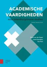 Ger Post Koen van der Gaast  Laura Koenders, Academische vaardigheden voor interdisciplinaire studies
