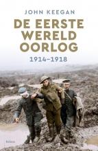 John  Keegan De Eerste Wereldoorlog