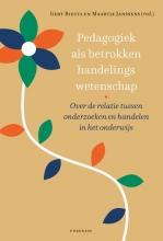 Maartje Janssens Gert Biesta, Pedagogiek als betrokken handelingswetenschap