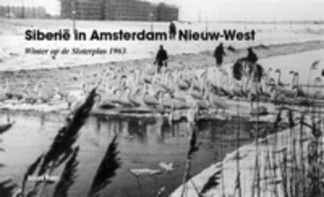 Louis  Firet Siberië in Amsterdam Nieuw-West